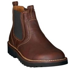 Ariat Montana Casual Boots Mens Brown Leather - ONLY $92.99