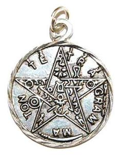 Tetragrammaton Pentagram Pentacle Pendant Wicca Wiccan Pagan Metaphysical Spiritual Jewelry Amulet Wicca, Wiccan, Metaphysical. $26.00. The four weapons of Ritual magick. Perfect for wearing about your neck, or on your wrist, as a symbol of power