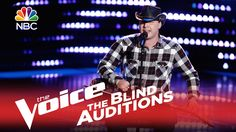 "The Voice 2015 Blind Audition - Blind Joe: ""If It Hadn't Been for Love"""