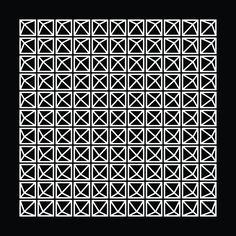Diamonds (2015) - Dennis Smit. Abstract Art/Op Art