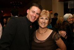 Kay Tatum (mother) ~ to Channing Tatum