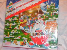 Ferrero Adventskalender Weihnachtskalender 2007