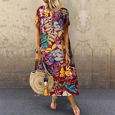 Bohemian Spliced Design Boho Beach Dresses  Price: 57.00 & FREE Shipping  #hashtag3