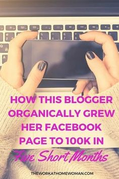 Are you fed up with your Facebook results? In this post Brittany Ann shares how she grew her Facebook following from 2,000 to 100,000 in just five months!