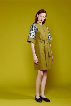 Creatures of the Wind Pre-Fall 2014 Collection Slideshow on Style.com