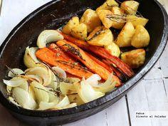 Cómo preparar unas verduras deliciosas. Consejos y trucos para asar las verduras correctamente. Cómo asar las verduras y hortalizas en el horno. ...
