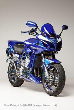 Yamaha FZS1000 Fazer