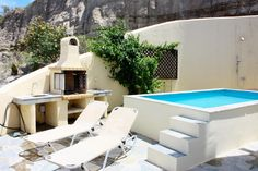62 Ideas for patio pool ideas diy backyards Small Swimming Pools, Small Backyard Pools, Small Pools, Swimming Pool Designs, Mini Pool, Casa Octagonal, Mini Piscina, Pool Shapes, Dream Pools