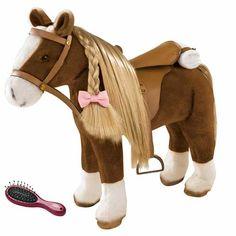 Κούκλα Αλογάκι Ιππασίας Gotz Big Plush, Cute Ponies, Mane N Tail, Doll Shop, Show Jumping, All Toys, Womens Fashion For Work, Doll Accessories, Kids Playing