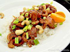 Olla-Podrida: Crockpot Cashew Chicken