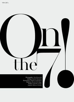 logo design typography