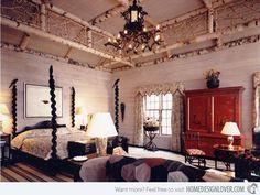 15 Rustic Bedroom Designs