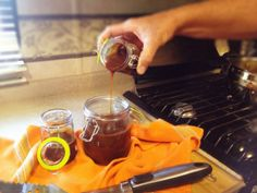 This is the easiest BBQ sauce to make and is great on ribs, chicken, pork - anything! Maybe your Labor Day BBQ? Easy Bbq Sauce, Creamy Coleslaw, Best Bbq, Bbq Party, Summer Parties, Long Weekend, Easy Peasy, Pulled Pork, Chocolate Fondue