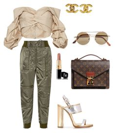 """""""2017.2"""" by styledbytine on Polyvore featuring Johanna Ortiz, 3.1 Phillip Lim, Topman, Dsquared2, Louis Vuitton and Chanel"""
