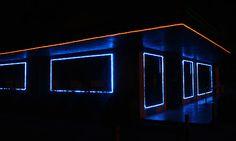 Image result for outline in LED