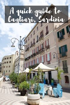 Cagliari was the first destination on our road trip through Sardinia. The Places Youll Go, Places To Visit, Romantic Travel, Romantic Vacations, Summer Travel, Italy Travel, Italy Vacation, Countries Of The World, Far Away