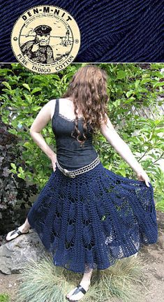 crochet pineapple - free #Crochet Skirt Pattern