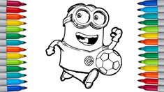 Let's Color MINIONS | Coloring Pages for Kids Paw Patrol Coloring Pages, Bunny Coloring Pages, Coloring Pages For Kids, Color Bug, Investigation Discovery, Masha And The Bear, Live In The Now, Try It Free, Minions