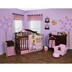 Trend Lab® Lola Fox and Friends Crib Bedding Collection - BedBathandBeyond.com