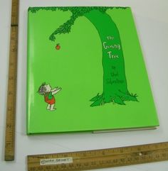 SHEL SILVERSTEIN The Giving Tree 1964 Harper + Row HARDBACK IN DUST COVER nice