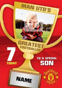 Man United FC - Greatest Footballer