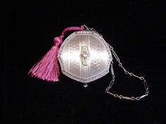 1920s Compact Purse Guilloche Compact Purse by PowerOfOneDesigns, $119.99
