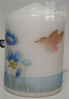 Candle Stamping
