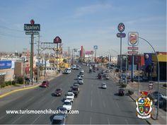 Ciudad Juárez, Chihuahua, es una ciudad de México situada en el norte del país a orillas del Río Bravo. Al otro lado en territorio estadounidense, se encuentra la ciudad de El Paso, Texas. Es la mayor ciudad del estado de Chihuahua y la octava zona metropolitana más grande de México. Se localiza en medio del desierto de Chihuahua, considerado el desierto más extenso de América del Norte. #visitaciudadjuárez