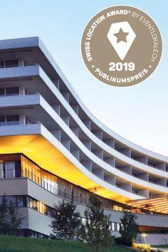 Swiss Location Award 2019: Der Publikumspreis für die beliebteste Wellnesslocation geht an das Hotel Oberwaid in St. Gallen! Herzliche Gratulation! Alle ausgezeichneten Wellnesslocations findet ihr hier: eventlokale.ch/gewinner-ueberblick