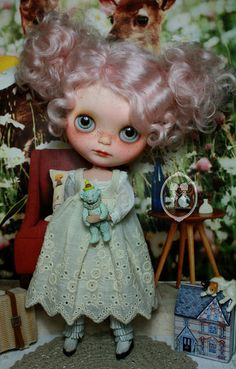 Ginger in another hair style. | Little Dolls Room Baby For A… | Flickr - Photo Sharing!