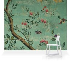 Murals of Printed Wallpaper by V&A (3000mm x 2400mm) | Shop | Surface View