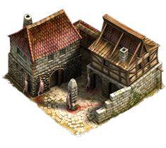 Butcher's shop - Anno 1404 Wiki - Wikia