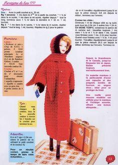 crochet pour barbie français - Marylene 88 - Picasa Albums Web