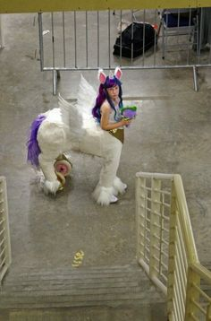 My little pony Princess celestia. centaur costume