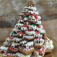 gingerbread kerstboom
