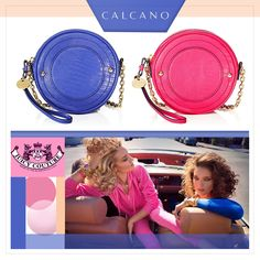 «Made in the Glamorous USA» #JuicyCouture. Яркие коллекции одежды и аксессуаров Juicy Couture теперь на calcano.ru  #calcanocom #calcanoru