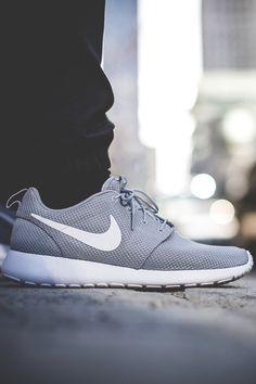 "cdff579a3446 Nike Rosherun ""Wolf Grey"" Nike Shoes Cheap"