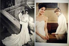 Lee Hongki and Fujii Mina / We Got Married Global