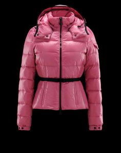 Cheap Price Womens Moncler Grenadille 6 Pink Jacket