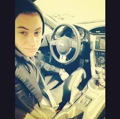 Even my crush has my dream car 😍. My Dream Car, Dream Cars, Luke Holland, The Word Alive, Can I Keep You, My Crush, Cute Guys, Squad, Bae