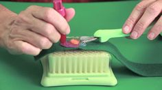 Video--New Single Needle Felting Tool with Speed Needle Technology from Clover Needlecraft