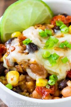 How to make an enchilada bake in your slow cooker