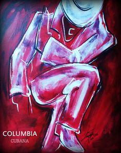Cuban Art, Salsa Dance, Dancing, Blues, Darth Vader, Fictional Characters, Art, Salsa Dancing, Dance