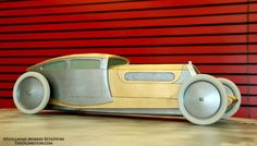 Guillaume Moreau Sculpture Record Coupe