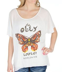 OBEY Effect Top...i so want this top!