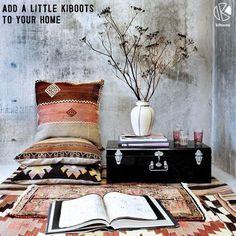 Add a little Kiboots to your home! Shop them here: http://shop.kiboots.com/women/kiboots-home.html