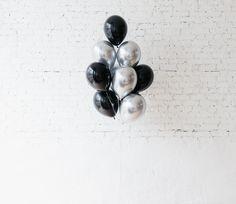 Combineer zwarte bal