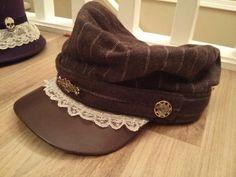 Steamy Hat #1