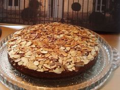 Thibeault's Table The Recipe Collection: Almond Cake From Albufeira, Portugal