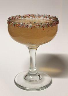 birthday girl cocktail